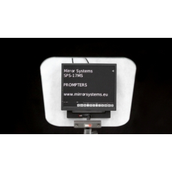 Prompter Speech UP-KIT 17 Mirror Systems