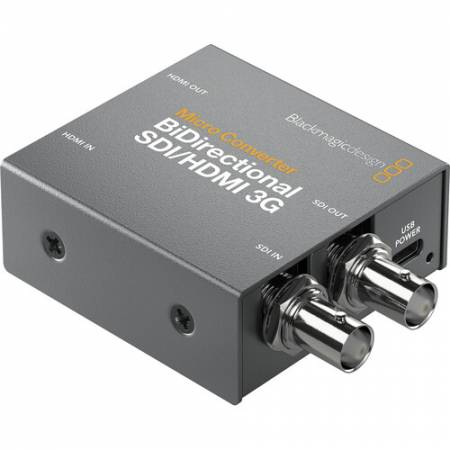 Blackmagic Design - Micro Converter BiDirectional SDI/HDMI 3G