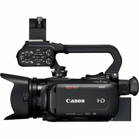 Canon XA15 - kamera video Full HD, zoom optyczny 20x, DIGIC DV4