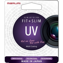 Marumi Fit + Slim UV - filtr UV 52mm