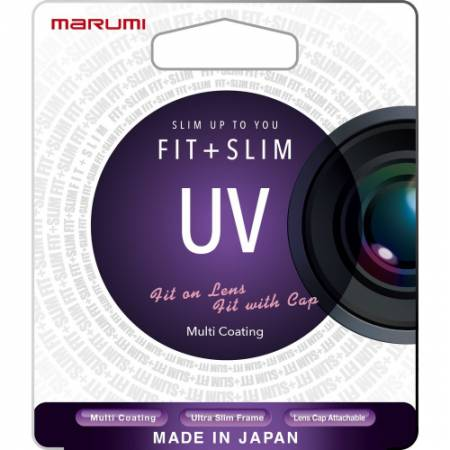 Marumi Fit + Slim UV - filtr UV 67mm