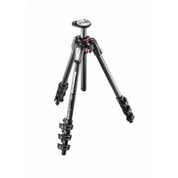 Manfrotto MT190CXPRO4 - statyw MINI PRO Carbon, 4 sekcyjny